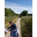 Walking The Ridgeway