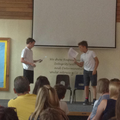 Performing our own plays