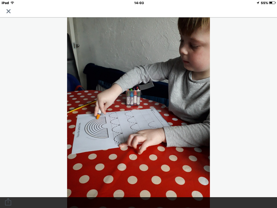 Super home learning.