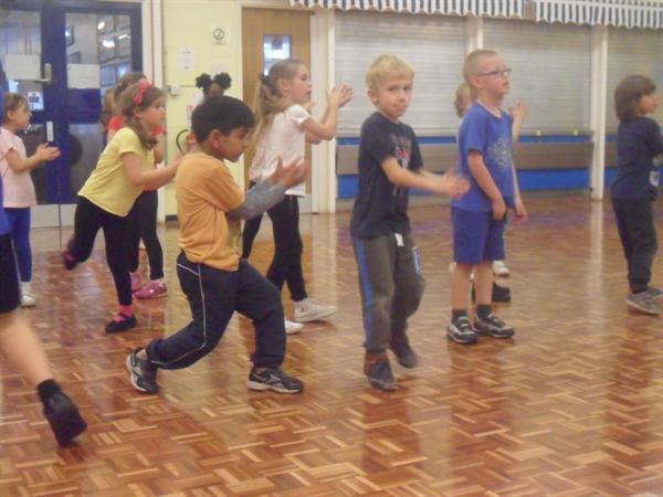 Dance Club do Street dance!