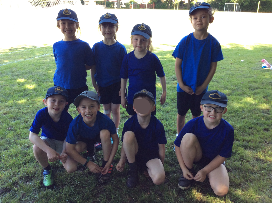 Kick Rounders Inter School Competition