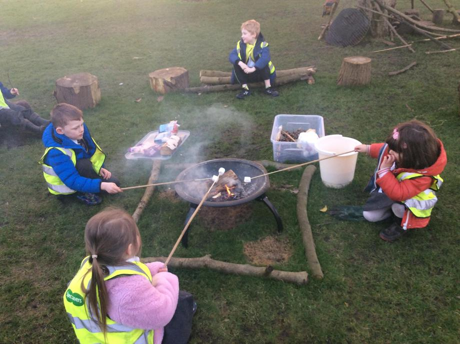 Forest School - Campfire