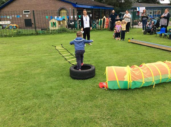 Nursery Sports Event