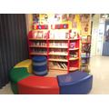 KS2 fiction library