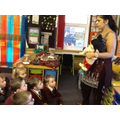 We learnt lots about the Hindu faith!