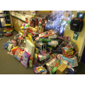 The donated toys for the 2br toy appeal !