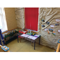 Our role play area