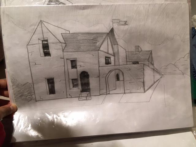 Ruqayyah's sketches