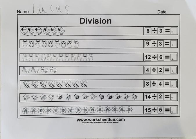 Good maths from Lucas