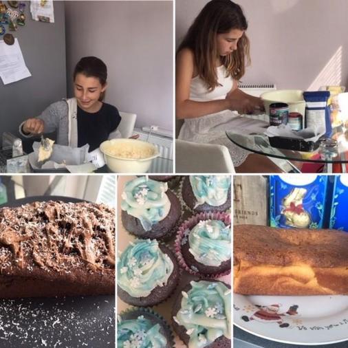 Ashleigh has been baking!