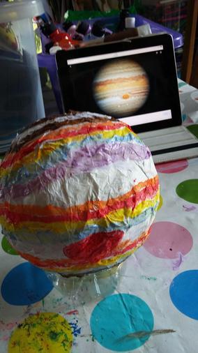 Bob's made Jupiter