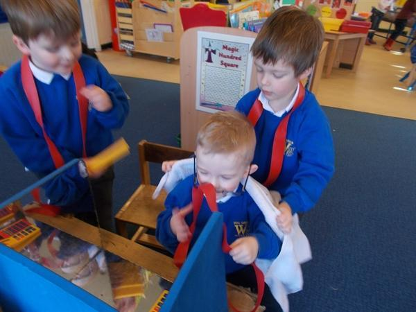 Our hairdressers is still very popular!
