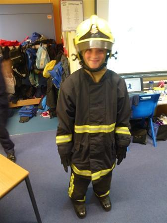 Fireman Sutcliffe to the rescue!