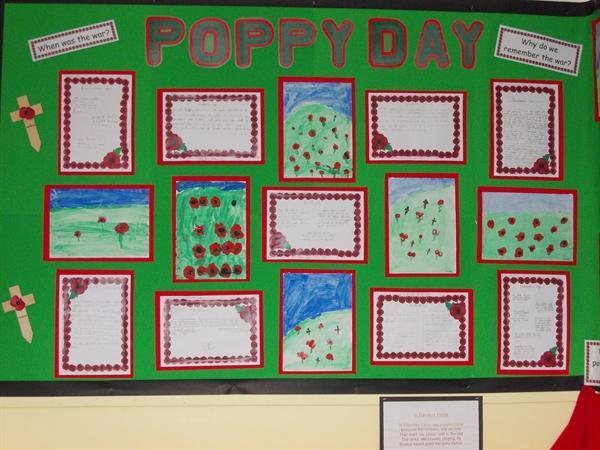 YR2 Poppy Day