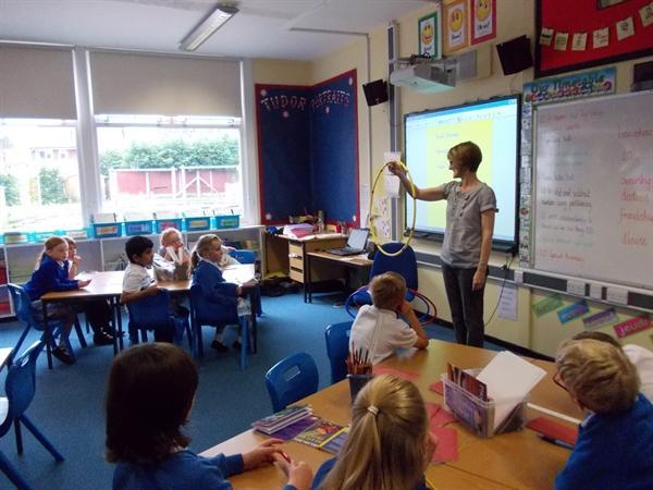 Counting with Mrs Anns