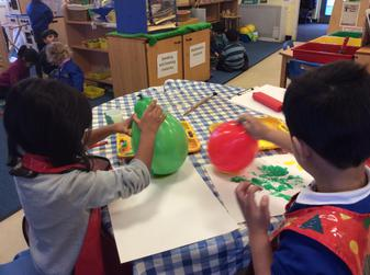 Investigating balloons 2