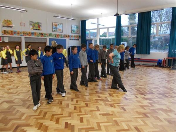 Irish Dancing - Part 1