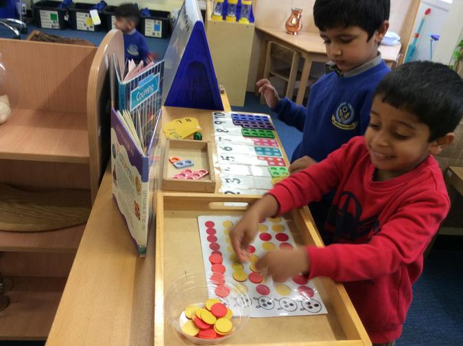 Investigating pattern and number