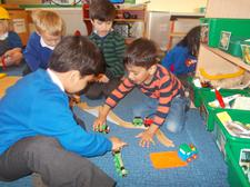 Maths puzzle day. Shape and size activities. 1