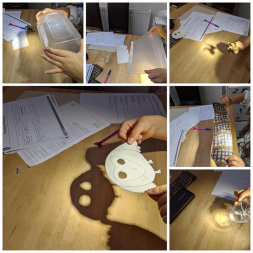 Arla investigating opaque materials