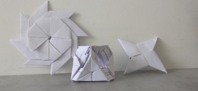 Origami by Yusuf J