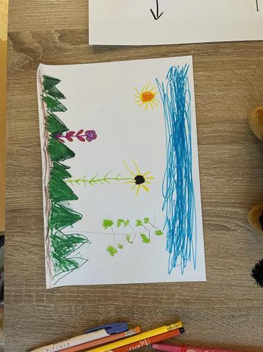 EAD inspired by Rousseau