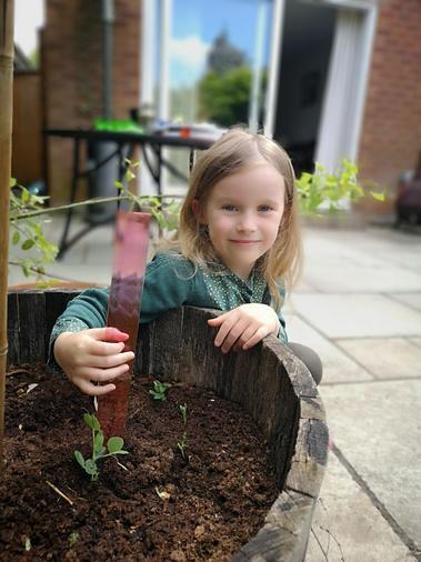 Amelie -  great gardening