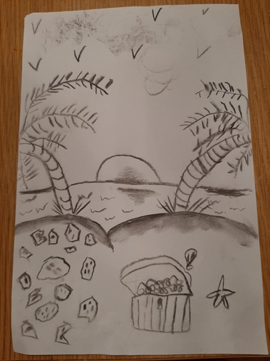 Amber's amazing artwork
