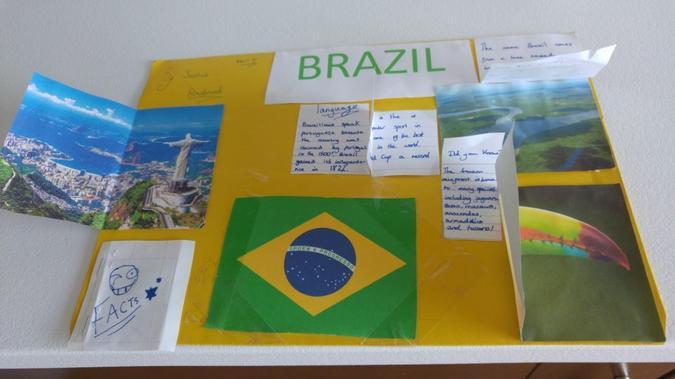 BRAZIL by Jess R