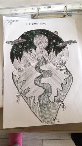 Ruqayyah's art 3