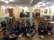 Visit to Stockport Air Raid Shelters 5