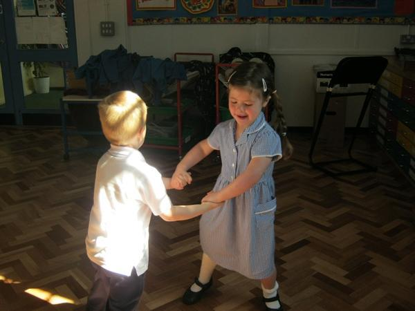French dancing