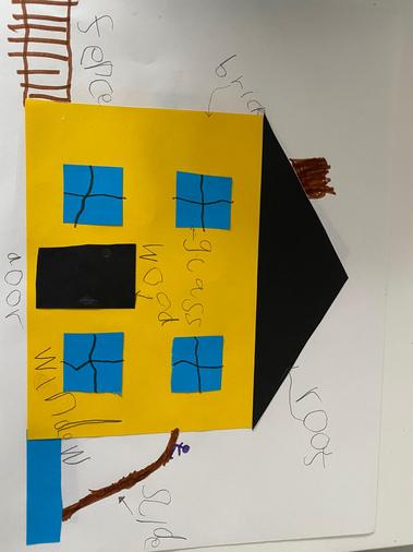 Zahra's architecture drawing