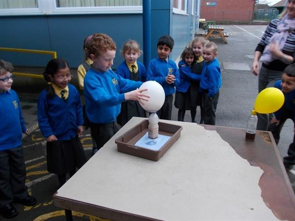 Wow! Science Day