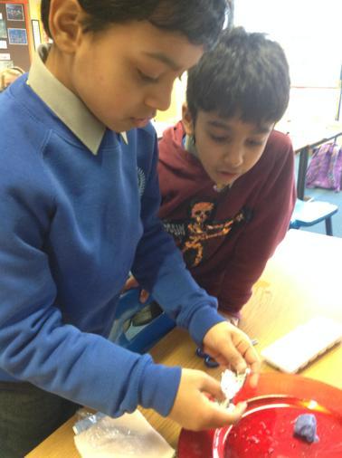 Aadam and Zayaan working together