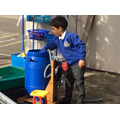 Water play-investigation