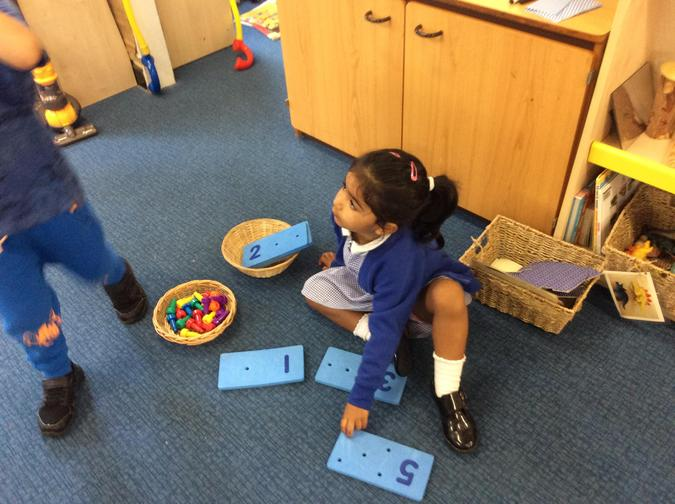Exploring the cardinality of numbers.