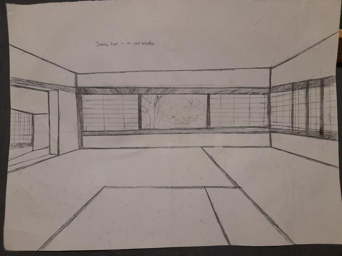 Erin's Japanese room