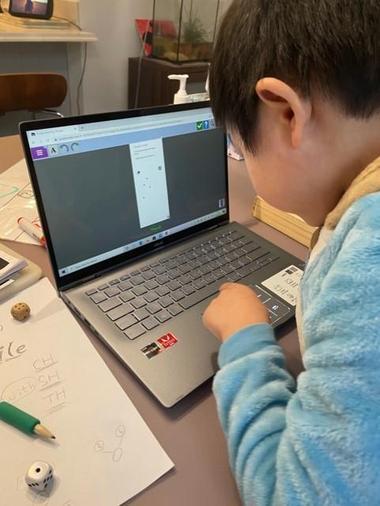 Thomas computing away