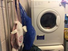 The children helped to wash some clothes, then thought about the best places to put them to dry. We found out that the radiator was a good place, but that the tumble drier was even better! Can your child tell you why this was? 6