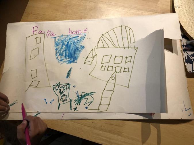 Rana's map work
