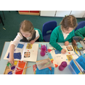 Year 1 - Exploring hot and cold colours