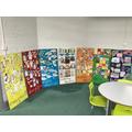 Whole School Art Projects