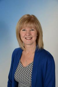 Mrs Jackie Webber, Senior Admin Assistant