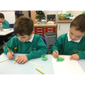 Creating our own stamps