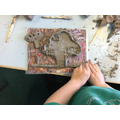 Year 2 - Clay Gingerbread Houses