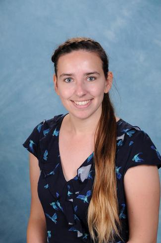 Miss Georgina Finlay, Year 4 Teacher