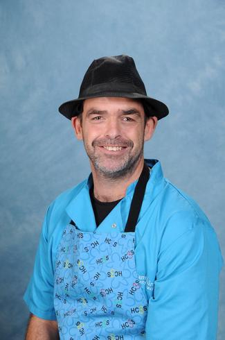 Mr Richard Smith,  Cook Supervisor