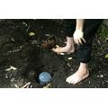 Burying Covid 19 time capsule