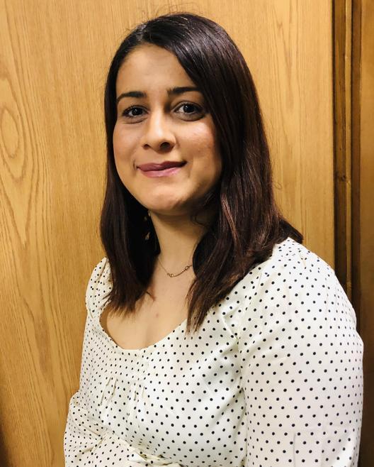 Mrs B Yilmaz, Parent Governor